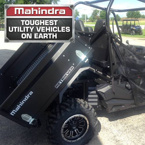 Mahindra Utility Vehicles